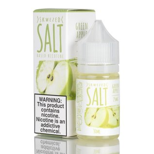 Skwezed Salt Green Apple 50mg 30ml