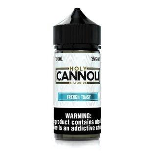 Holy Cannoli Holy Cannoli - French Toast 0 MG 100 ML