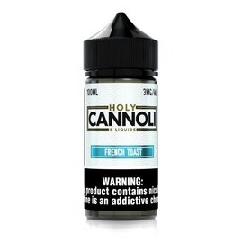 Holy Cannoli Holy Cannoli - French Toast 3 MG 100 ML