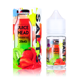 Juice Head Juice Head Strawberry Kiwi Salts 25mg 30ml