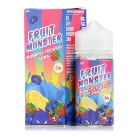 Fruit Monster Fruit Monster Blueberry Raspberry Lemon 0mg 100ml