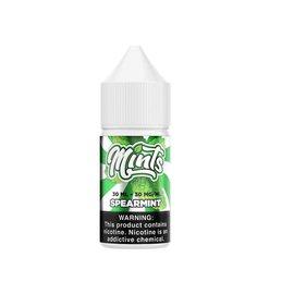Mega Eliquid Mega E-liquid Mints Salts- Spearmint 30mg 30ml