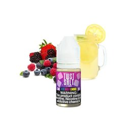 TWST TWST Salt Nicotine Berry Medley Lemonade (Purple NO 1)  35mg