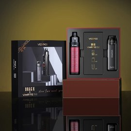 Voopoo Voopoo Drag X and VMate Starter Kit Set Marsala