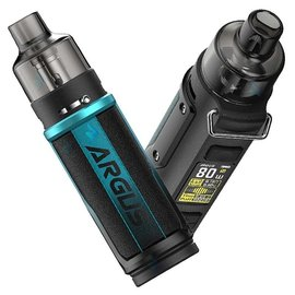 Voopoo Voopoo Argus Pro Pod Kit Leather and Blue