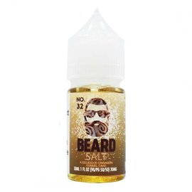 Beard Beard Vape Co Salts No. 32 30mg 30ml