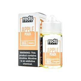 7 Daze Reds Apple Peach by 7 Daze 3mg 60ml