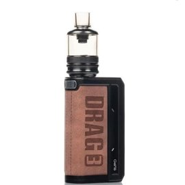 Voopoo Voopoo Drag 3 Starter Kit Sandy Brown