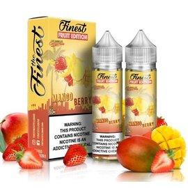 The Finest The Finest Mango Berry 0mg 60ml Single