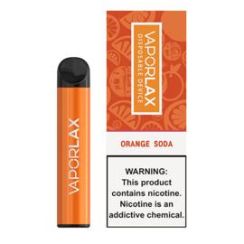 Vaporlax Vaporlax Disposable - Orange Soda