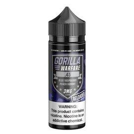 Gorilla Warfare Gorilla Warfare .270 Hollow Point - Blueberry Frosted Flakey Pastry 3mg 120ml