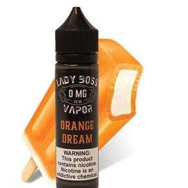 Lady Boss Orange Dream 3mg 60ml