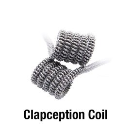 GeekVape Geekvape Prebuilt Coil Clapception 0.58 ohm - 0.28 ohm 2 Pack
