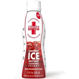 Applied Science Rescue Detox - Ice Cranberry 17oz