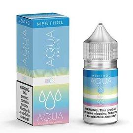 Aqua Aqua Salt Synthetic Nicotine - Drops 35mg 30ml