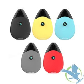 Suorin Suorin Drop Starter Kits 310mAh - 2ML Refillable Pod System - Black