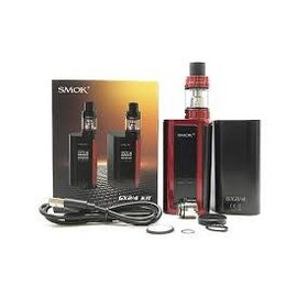 SMOK SMOK GX2/4 220W-350W Kit With Blue Black TFV8 Big Baby Tank
