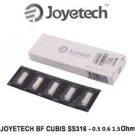 Joyetech Joyetech SS316 .6OHM MTL Coils eGo-priced per coil