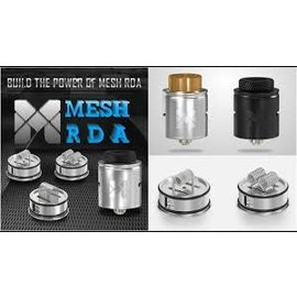 Vandy Vandy Vape Mesh Clamp Style RDA - 24MM Black