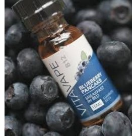 Vitavape VitaVape Blueberry Pancake B12 0mg 30ml