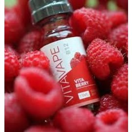 Vitavape VitaVape VitaBerry B12 6mg 30ml