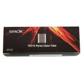 SMOK Smok TFV12 Big Baby Pyrex Glass Tube-priced per tube
