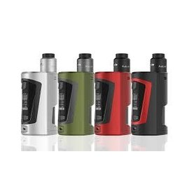 GeekVape GeekVape Gbox Squonk Kit 200w  Black Red