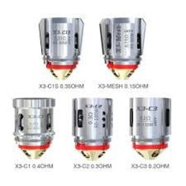 IJoy Ijoy Captain X3-C2 Coil .3ohm-priced per coil