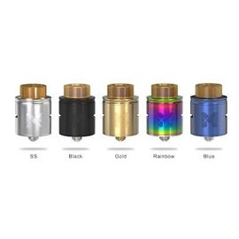 Vandy Vandy Vape Mesh Clamp Style RDA - 24MM Rainbow