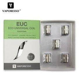 Vaporesso Vaporesso EUC Traditional Coils .5Ohms 35-40w Clapton-priced per coil