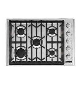 "Viking Viking 30"" Gas Cooktop Stainless"