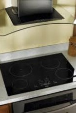 "Whirlpool Whirlpool 30"" Electric Cooktop Black"