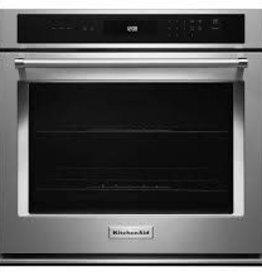 "KitchenAid Kitchenaid 30"" Wall Oven Stainless"