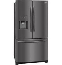 Frigidaire Frigidaire Gallery 27.1 French Door Refrigerator Black Stainless