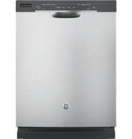 GE GE Semi Integrated Dishwasher Stainless