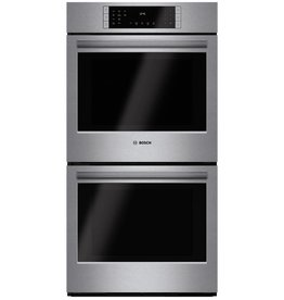 "Bosch Bosch 27"" Convection Double Wall Oven Stainless"