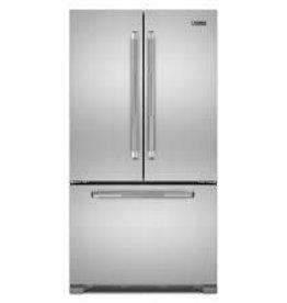Jenn-Air Jenn-Air 21.9 Counter Depth French Door Refrigerator Stainless