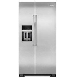 KitchenAid Kitchenaid 22.7 Counterdepth SxS Refrigerator Stainless