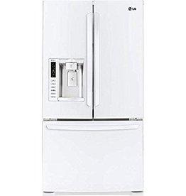 LG LG 24.7 French Door Refrigerator White