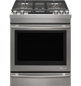 Jenn-Air Jenn-Air Slide-in Convection Gas Range Stainless