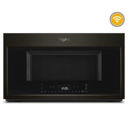 Whirlpool Whirlpool 1.9 OTR Convection Microwave Black Stainless