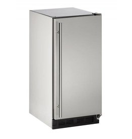"U-Line U-Line 15"" Built-In Outdoor Ice Maker Stainless"