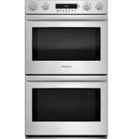 """GE GE Monogram 30"""" Convection Double Wall Oven Stainless"""