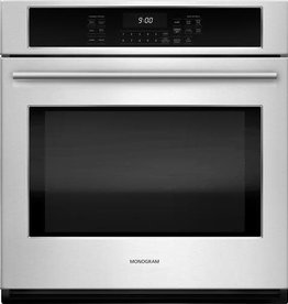 """GE GE Monogram 27"""" Convection Wall Oven Stainless"""