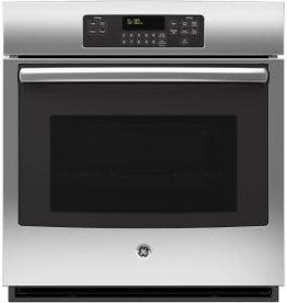 """GE GE 27"""" Single Wall Oven Stainless"""