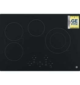 "GE GE 30"" Electric Cooktop Stainless"