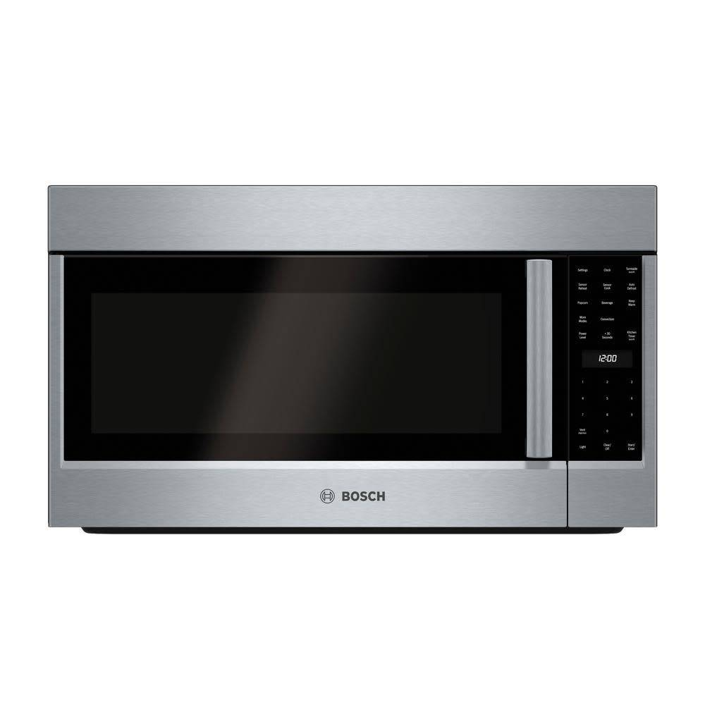 Bosch Bosch 1.8 Convection OTR Microwave Stainless