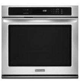 "KitchenAid Kitchenaid 27"" Wall Oven Stainless"