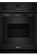 "Whirlpool Whirlpool 24"" Wall Oven Black"