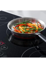 "LG LG Studio 30"" Electric Cooktop Stainless"